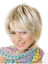 Catwalk Small Mono wig - Gisela Mayer - Front View