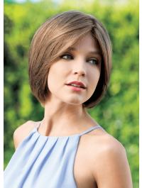 Regan wig - Amore Rene of Paris - Front View in colour Harvest Gold