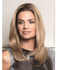 Luxury Lace D Human Hair wig - Gisela Mayer