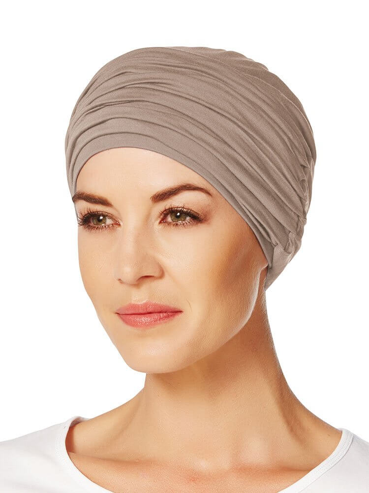 Karma Turban with Headband - Christine Headwear