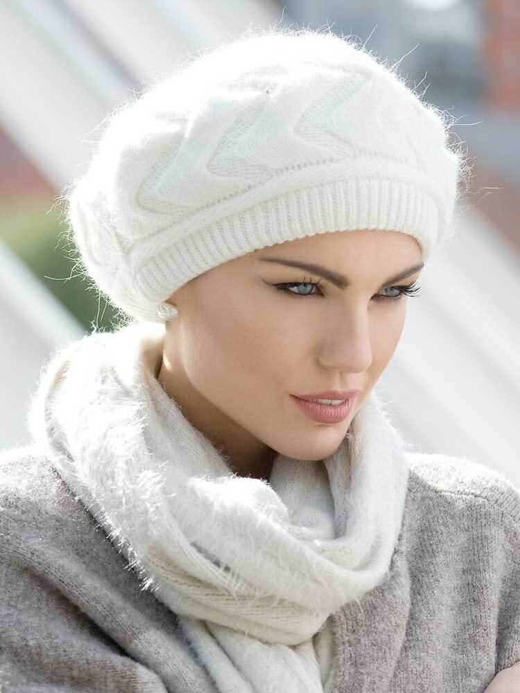 Cindy Knitted Hate - Masumi Headwear