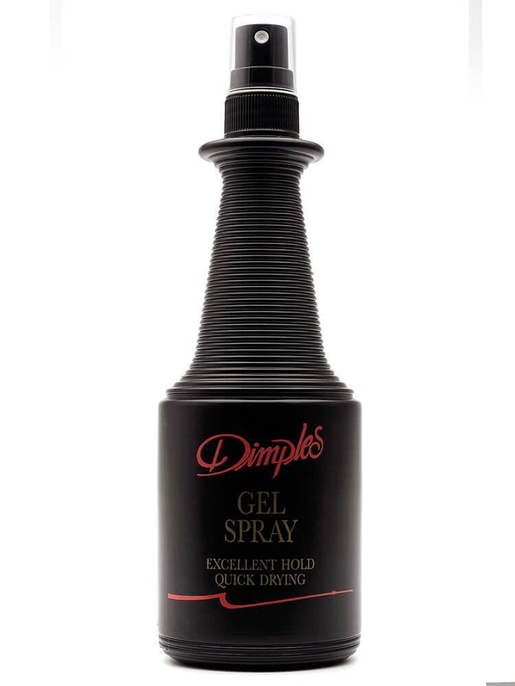 Dimples Fibre Gel Spray