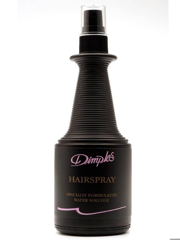 Dimples Fibre Hairspray