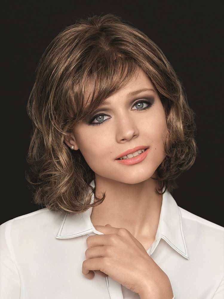 Visconti Gold Pearl wig - Gisela Mayer Gold Hair Collection