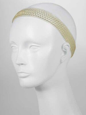 Comfy Grip Deluxe Headband - Natural Image