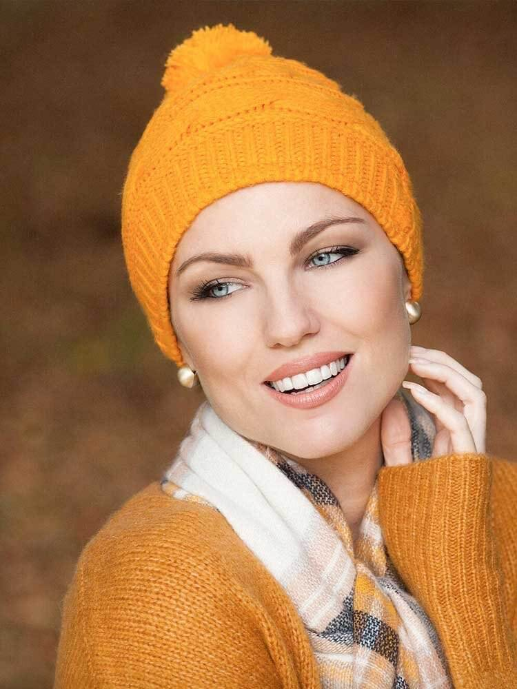 Ava Knitted Hat - Masumi Headwear