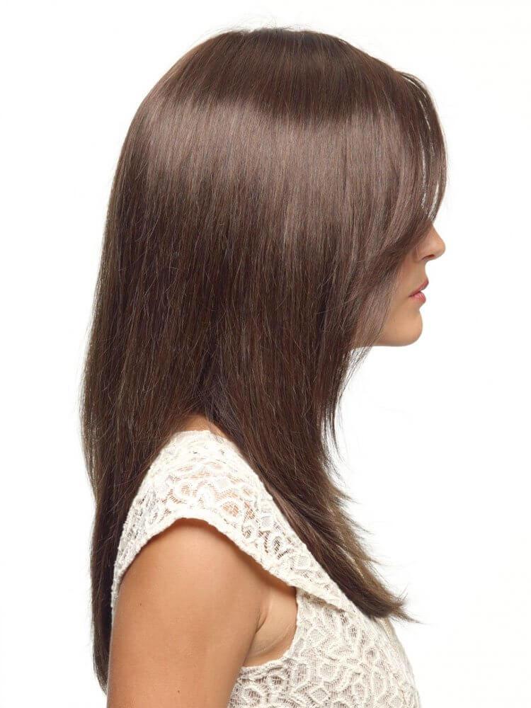 Lily Human Hair Wig Revlon