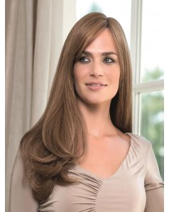 Luxury Lace E Human Hair wig - Gisela Mayer
