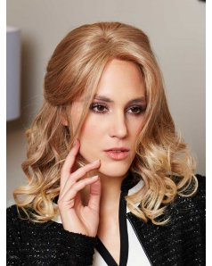 Luxury Lace G Human Hair wig - Gisela Mayer