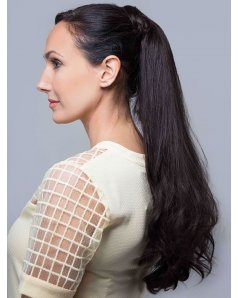 Lola Human Hair Hairpiece - Trendco