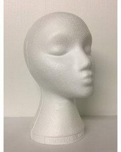 Polystyrene Styling Head