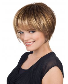 Catwalk A Light Mono wig - Gisela Mayer