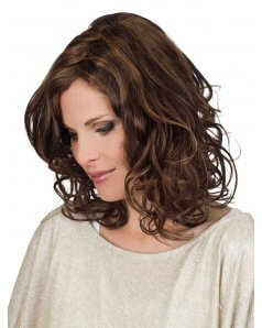 Magic Mono Human Hair wig - Gisela Mayer