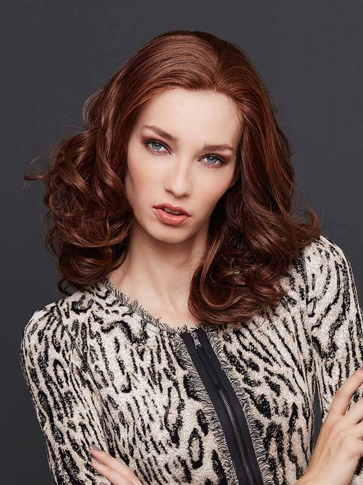 Luxury Lace G Human Hair wig - Gisela Mayer