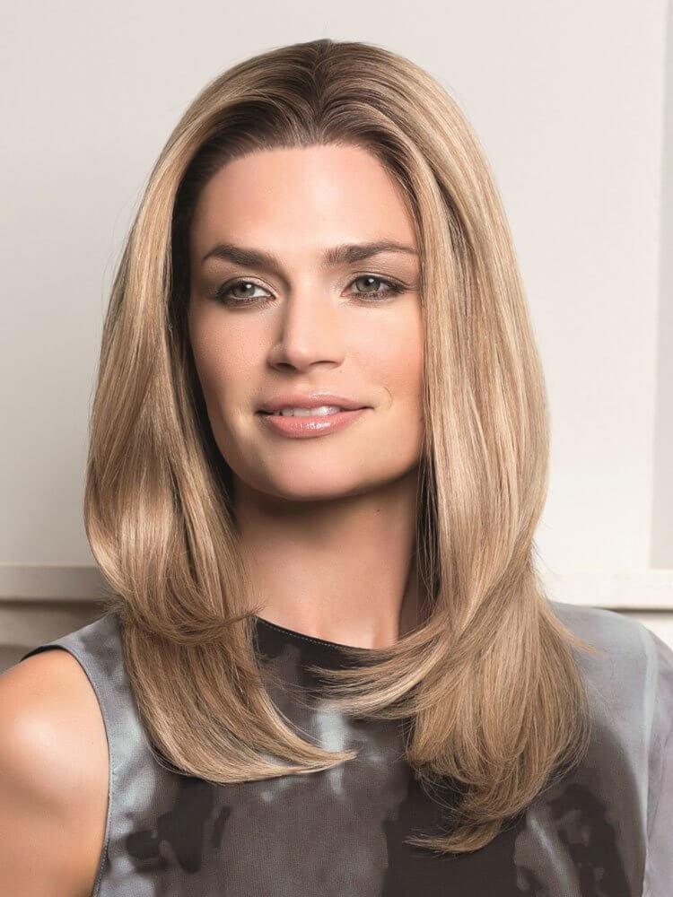 Luxury Lace D Human Hair wig - Gisela Mayer