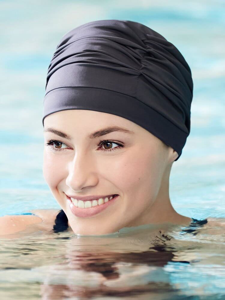 1033 Wave Swim Cap Christine Headwear