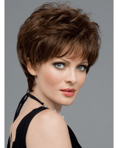 Tulip Human Hair Blend wig - Natural Collection