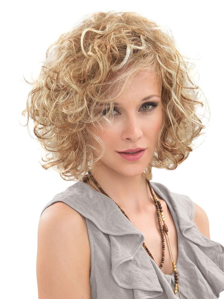 Story Lace wig - Ellen Wille Hairpower Collection - Front View - Colour Gingerblonde Rooted