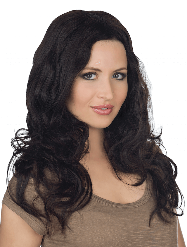 Charlene Mono Human Hair wig - Gisela Mayer