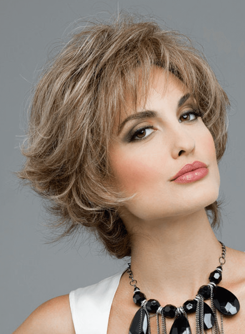 Freesia Human Hair Blend wig - Natural Collection