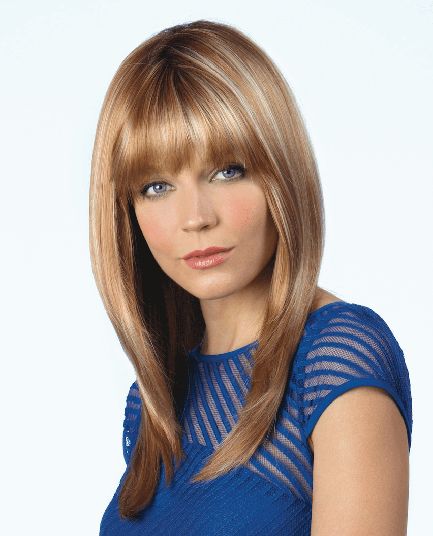 Madelyn wig - Amore Rene of Paris - Front View