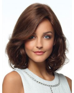Analisa Human Hair wig - Revlon - Front View