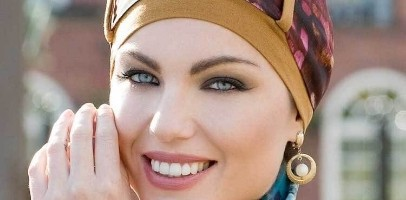 Ladies headscarf