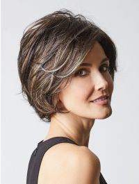 Brenna wig - Rene of Paris Hi-Fashion - Front View in colour Caramel Brown