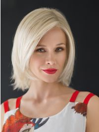 United wig - Ellen Wille Perucci Collection - Front View in Pastel Blonde Mix