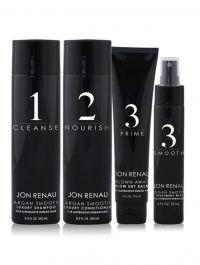 Human Hair Care System 5pc Kit - Jon Reanu