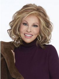 Editors Pick Elite wig - Raquel Welch