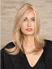 Sympathy Human Hair Mono Lace Deluxe wig - Gisela Mayer