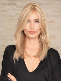 Sympathy Human Hair Mono Lace Small Deluxe wig - Gisela Mayer