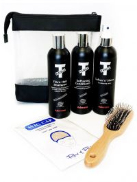T Range Synthetic Fibre Hair Aftercare Kit