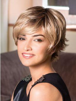Visconti Diamond Mono Lace wig - Gisela Mayer - Front View