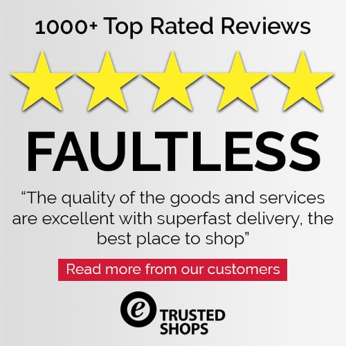 Trusted Shops Customer 5 Star Review for Joseph's Wigs' Raquel Welch Wigs