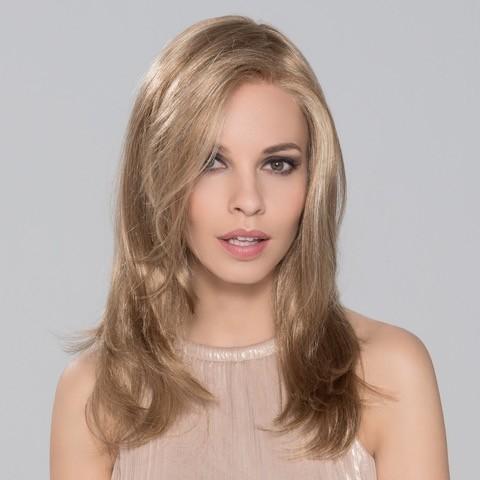 blonde long wig